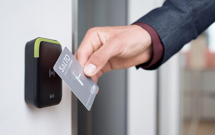 service på nøkkelkort