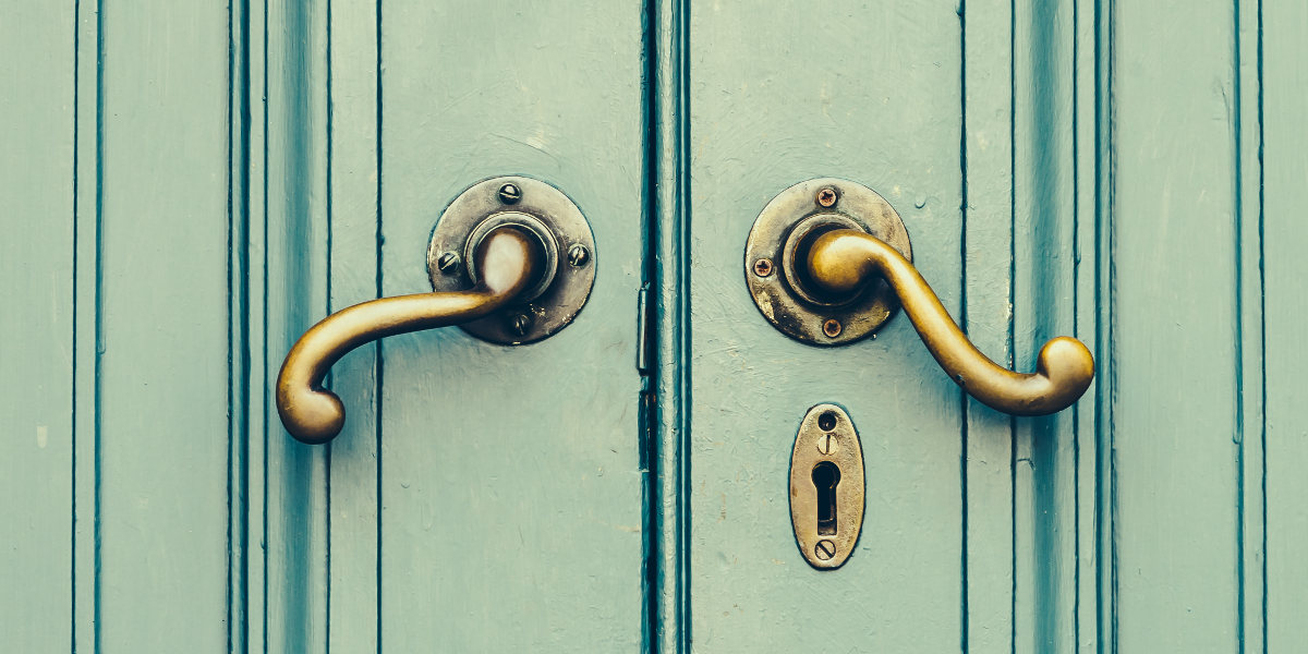Har du noen gang byttet låsen på ytterdøren?