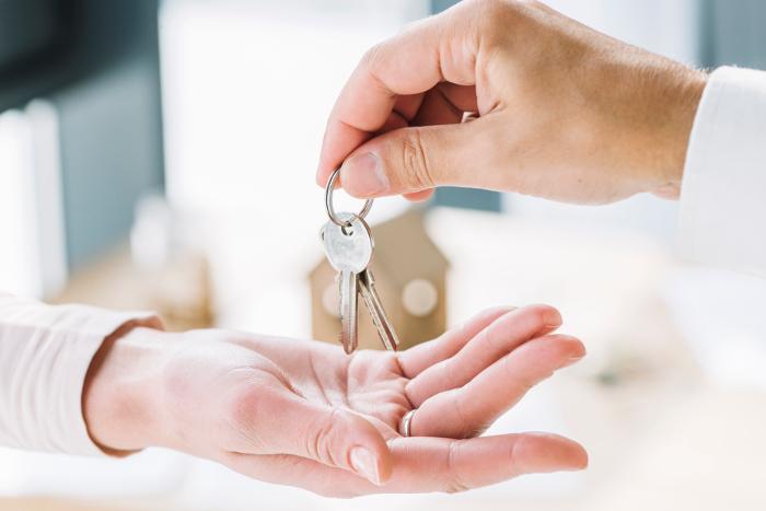 Har du byttet låsen på døren etter overtagelse?
