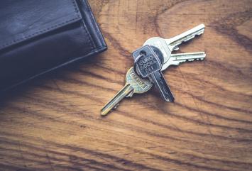 bytte lås bolig